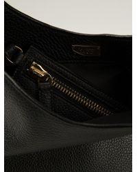 Tom Ford Black 'Alix' Shoulder Bag