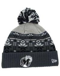 b7adae181 Lyst - KTZ Dallas Mavericks Flake & Shake Knit Hat in Gray for Men