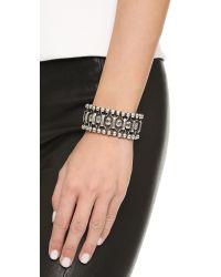 DANNIJO - Metallic Mae Bracelet - Lyst