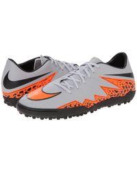 Nike | Gray Hypervenom Phelon Ii Tf for Men | Lyst