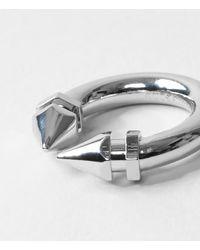 AllSaints - Metallic Nevena Ring - Lyst