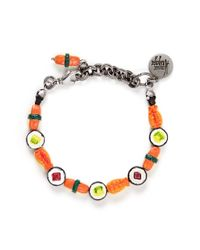 Venessa Arizaga | Multicolor 'that's How I Roll' Bracelet | Lyst