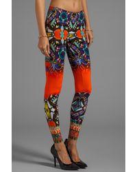 Camilla African Queen Legging in Orange