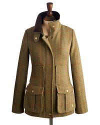 Joules Green Fieldcoat Jacket