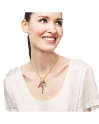 Lulu Frost - Metallic Traveling Light Necklace - Lyst