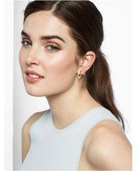 BaubleBar | Yellow Painted Ear Jackets | Lyst