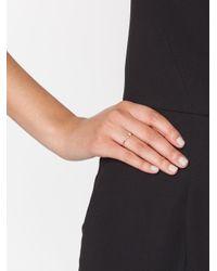Loren Stewart   Metallic Adjustable Ring   Lyst