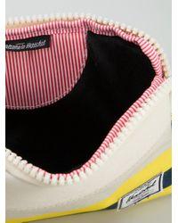 Herschel Supply Co. White Anchor Sleeve Ipad Air Case for men