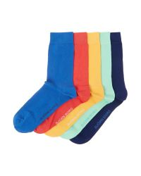 Björn Borg | Multicolor Multipack Plain Ankle Socks for Men | Lyst