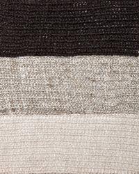 NIC+ZOE Gray Great Lengths Open Cardigan
