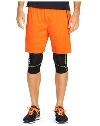 Polo Ralph Lauren | Orange Mesh Athletic Shorts for Men | Lyst