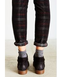 BC Footwear - Black Village Ankle Boot - Lyst