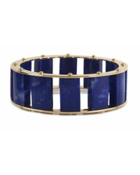 Lele Sadoughi | Medium Stackable Bangle, Atlantic Blue | Lyst