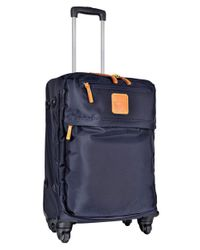Bric's | Blue 20 Inch Trolley Spinner for Men | Lyst