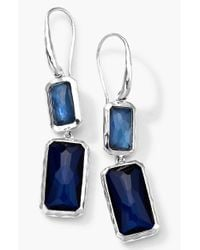 Ippolita | Metallic Women'S 'Wonderland' Drop Earrings - Silver/ Taylor | Lyst
