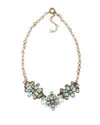 Ziba Metallic Carolina Necklace