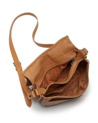 Longchamp Natural Crossbody - Le Foulonne Flap