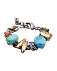 Iosselliani | Blue Bracelet | Lyst