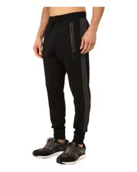 PUMA | Black Evo Sweat Pants for Men | Lyst
