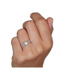 Astley Clarke - White Brilliant Cut Diamond Full Eternity Ring - Lyst