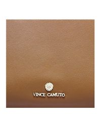 Vince Camuto | Brown Cora Satchel Handbag | Lyst
