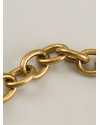 DSquared² - Metallic Handcuffs Bracelet for Men - Lyst