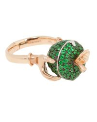 Stephen Webster - Pink Small Poison Apple Ring - Lyst