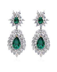 Carat* | Multicolor Evergreen Earrings | Lyst