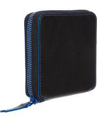 Comme des Garçons - Black Marvellous Zip Around Wallet - Lyst