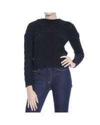 Pinko | Black Sweater | Lyst