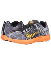 Nike - Gray Lunaracer+ 3 for Men - Lyst