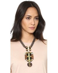 Nocturne - Multicolor Trista Necklace - Lyst