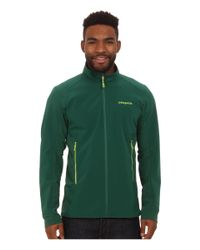 Patagonia | Green Adze Hybrid Jacket for Men | Lyst