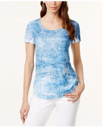 Style & Co. Blue Only At Macy's