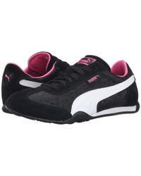 PUMA Black 76 Runner Fun