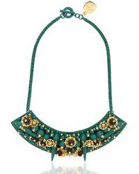 Heaven Tanudiredja | Metallic Folie A Deux Necklace | Lyst