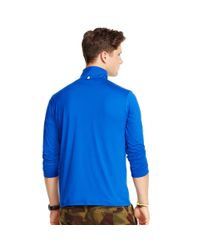 Pink Pony - Blue Stretch Jersey Pullover for Men - Lyst