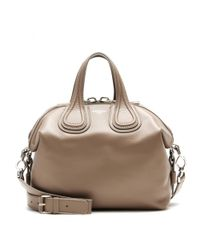Givenchy - Natural Nightingale Small Leather Tote - Lyst