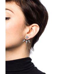 Lulu Frost | Black Jaborsa Ear Jacket | Lyst