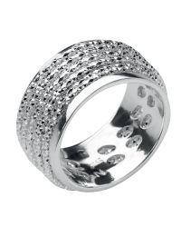 Links of London Metallic Celeste Silver Wrap Ring