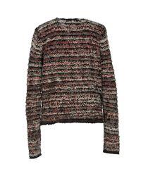 360sweater   Red Cardigan   Lyst