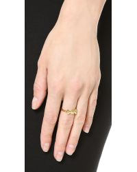 Marc By Marc Jacobs | Metallic Candy Ring - Oro | Lyst