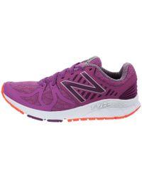 New Balance   Purple Vazee Rush   Lyst
