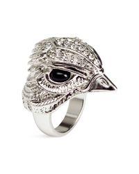 H&M Metallic Bird Ring