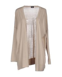 Snobby Sheep | Natural Cardigan | Lyst