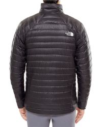 The North Face - Black Quince Pro Nylon Down Jacket - Lyst