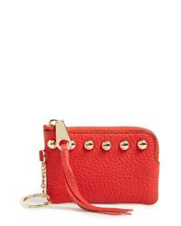 Rebecca Minkoff | Red 'little Lottie' Bag Charm | Lyst