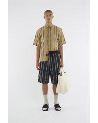 3.1 Phillip Lim - Multicolor Painted-stripe Short for Men - Lyst