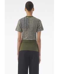 3.1 Phillip Lim - Multicolor Exclusive: Patchwork Pullover - Lyst