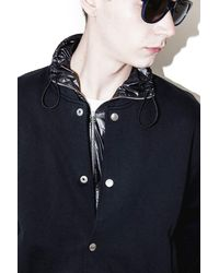 3.1 Phillip Lim - Black Trompe L'oeil Track Jacket for Men - Lyst